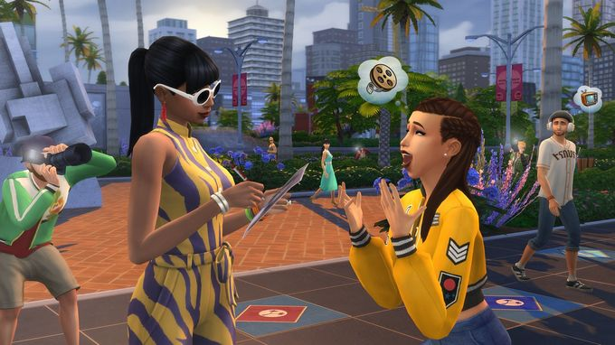 The Sims 4 Get Famous Update v1 48 90 1020 Torrent Download
