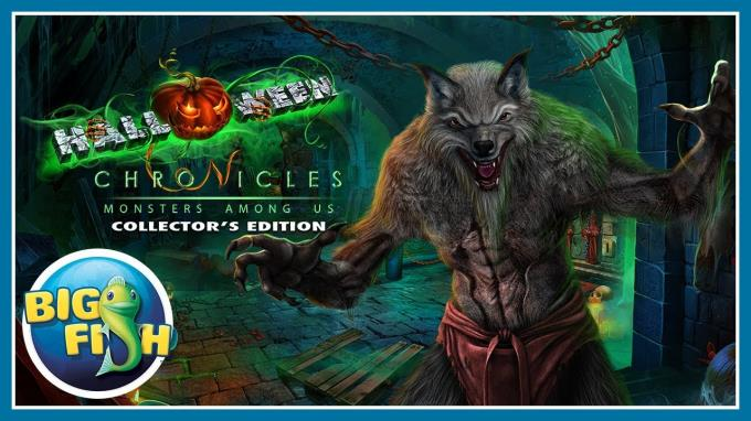Halloween Chronicles Monsters Among Us Collectors Edition Free Download