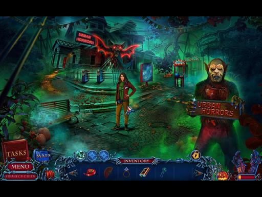 Halloween Chronicles: Monsters Among Us Collector's Edition Torrent Download