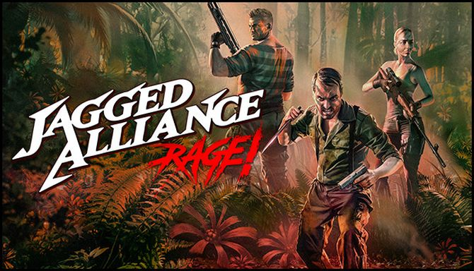Jagged Alliance Rage Update 1 Free Download