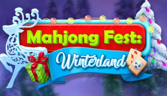 Mahjong Fest Winter Wonderland Free Download