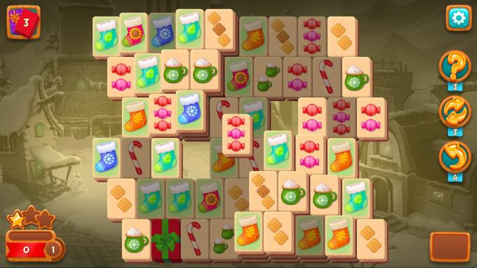 Mahjong Fest Winter Wonderland PC Crack