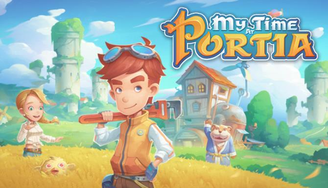 My Time At Portia Update v2 0 137882 incl DLC-CODEX