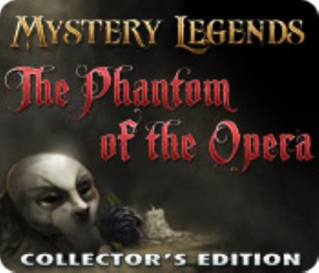 Mystery Legends: The Phantom of the Opera Collector's Edition Free Download