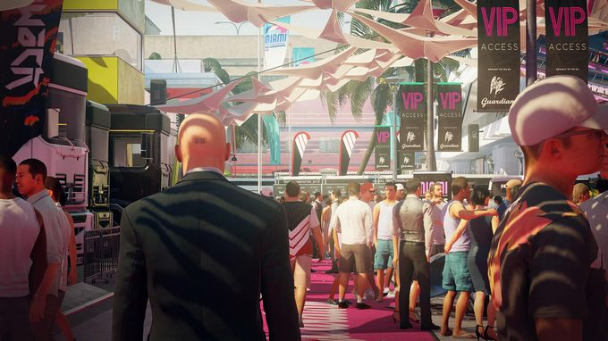 Hitman 2 Update v2 13 0 PC Crack