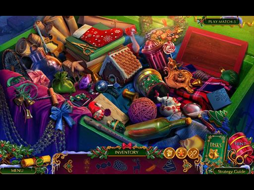 The Christmas Spirit: Mother Goose's Untold Tales Collector's Edition PC Crack