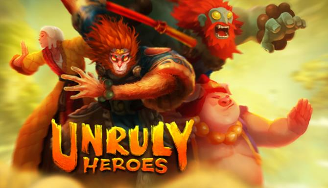 Unruly Heroes Update v20190129-CODEX