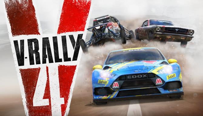 VRally 4 Free Download