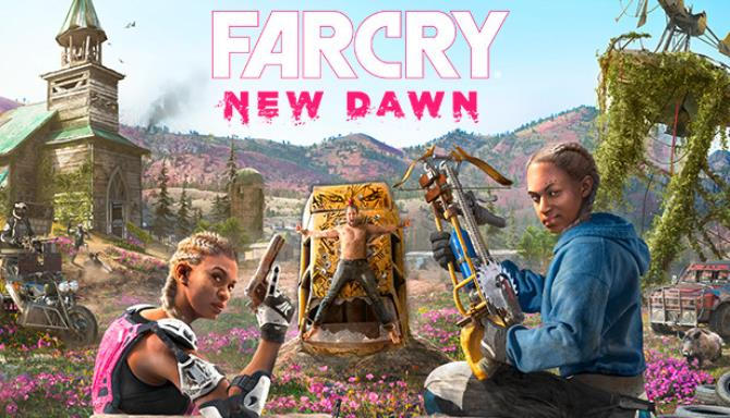 Far Cry New Dawn-FULL UNLOCKED Free Download
