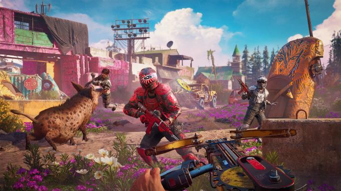 Far Cry New Dawn-FULL UNLOCKED PC Crack
