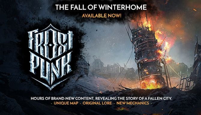 Frostpunk The Fall of Winterhome Update v1 3 3-CODEX