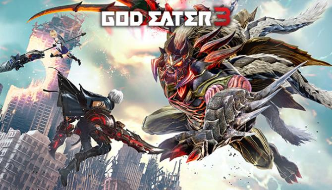GOD EATER 3 Update v2 40-CODEX