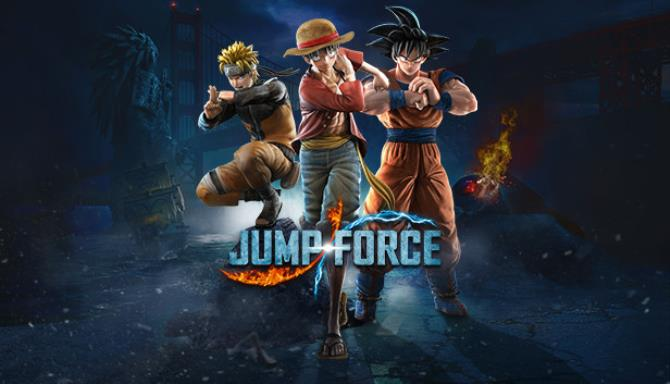 JUMP FORCE Update v1 13-CODEX