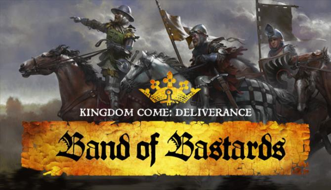 Kingdom Come Deliverance Band of Bastards Update v1 8 2-CODEX