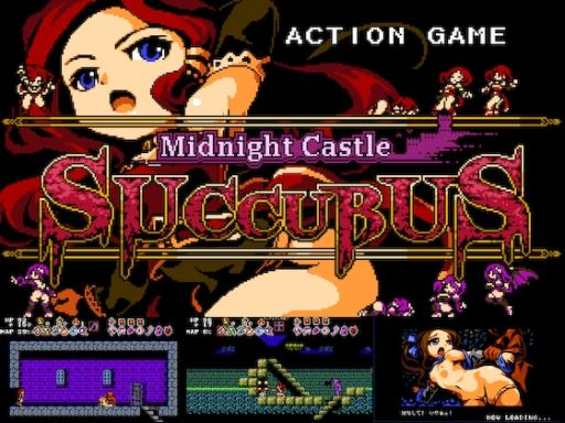 Midnight Castle Succubus Free Download