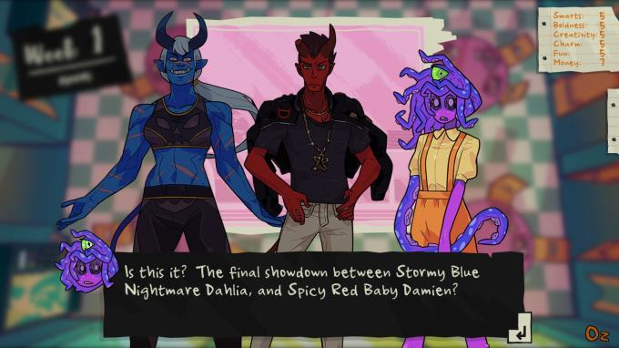 Monster Prom Second Term PC Crack