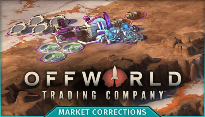 Offworld Trading Company Market Corrections DLC Free Download