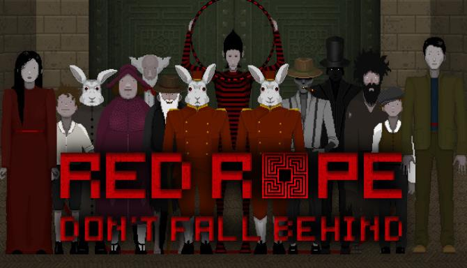 Red Rope: Don't Fall Behind Free Download