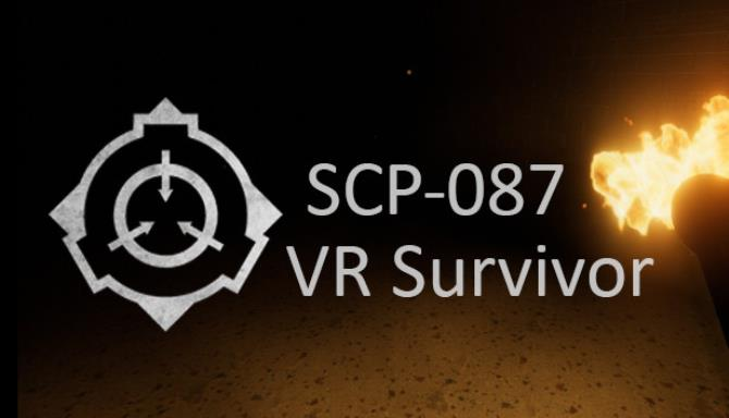 SCP-087 VR Survivor Free Download