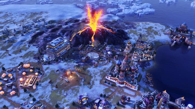 Sid Meiers Civilization VI Gathering Storm Torrent Download