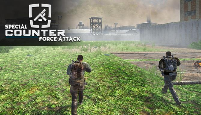 Special Counter Force Attack-PLAZA