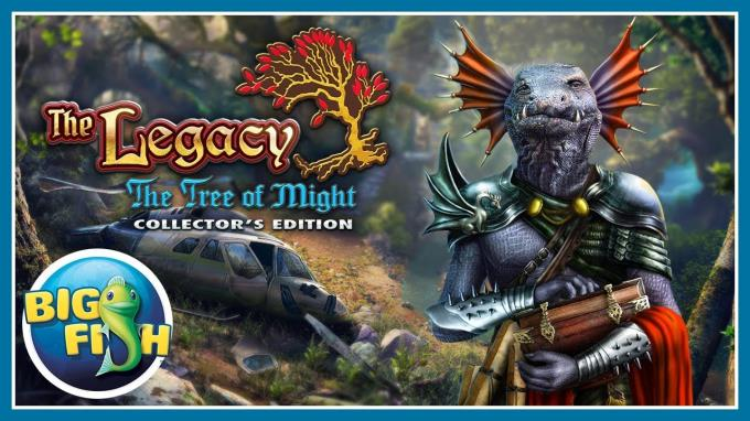 The Legacy: The Tree of Might Collector's Edition Free Download