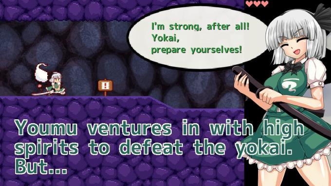 Youmu Konpaku & Dungeon of Lewd Creatures Torrent Download