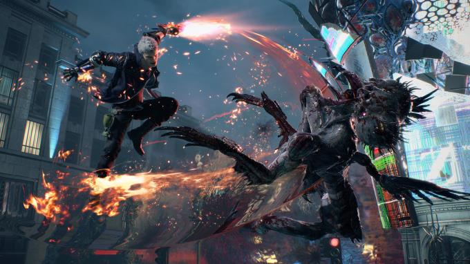 Devil May Cry 5 Deluxe Edition Torrent Download