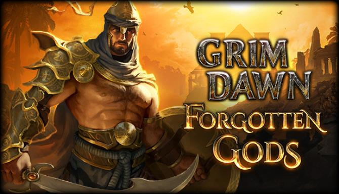 Grim Dawn Forgotten Gods Update v1 1 5 2-CODEX