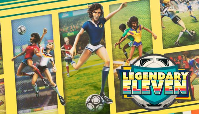 Legendary Eleven: Epic Football Free Download
