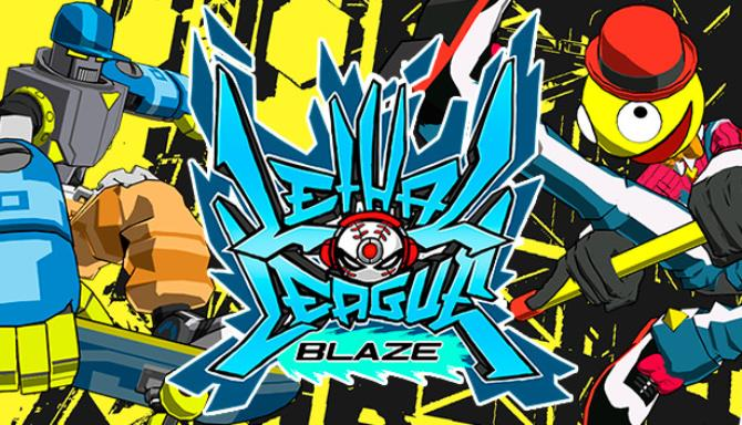 Lethal League Blaze Toxic Free Download