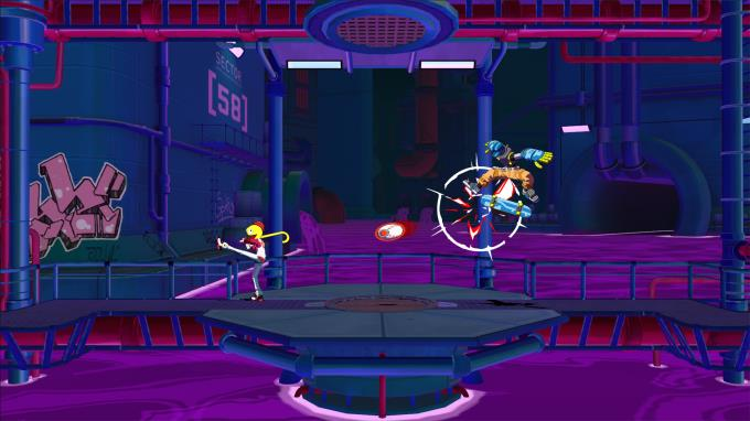 Lethal League Blaze Toxic PC Crack