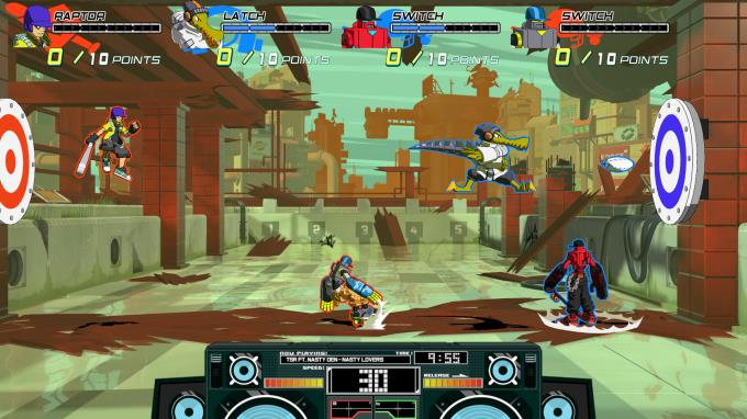 Lethal League Blaze Toxic Torrent Download