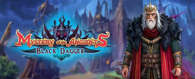 Mystery of the Ancients Black Dagger Free Download