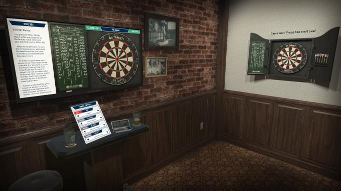 On Target VR Darts PC Crack