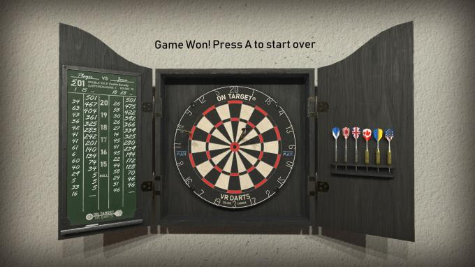 On Target VR Darts Torrent Download