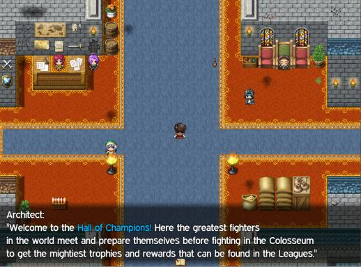 RPG Fighter League PC Crack