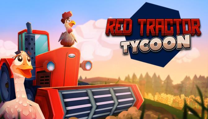 Red Tractor Tycoon