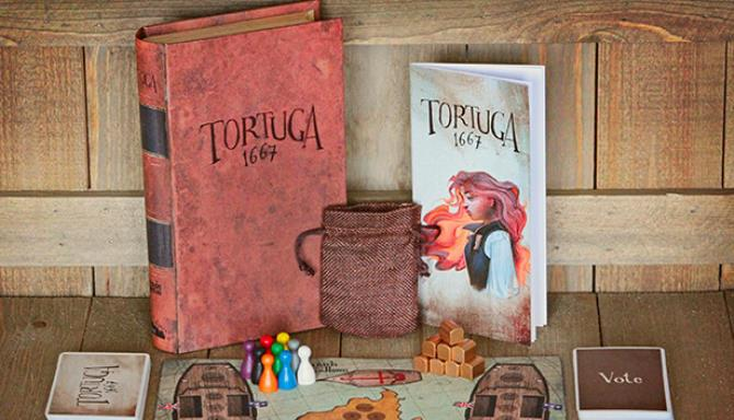 Tabletop Simulator Tortuga 1667 Free Download