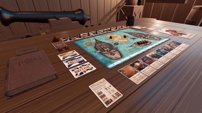 Tabletop Simulator Tortuga 1667 PC Crack