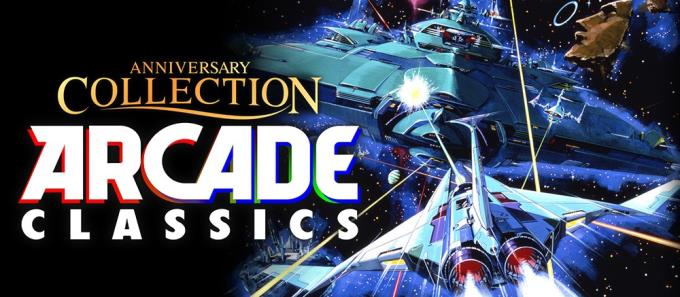 Arcade Classics Anniversary Collection Free Download