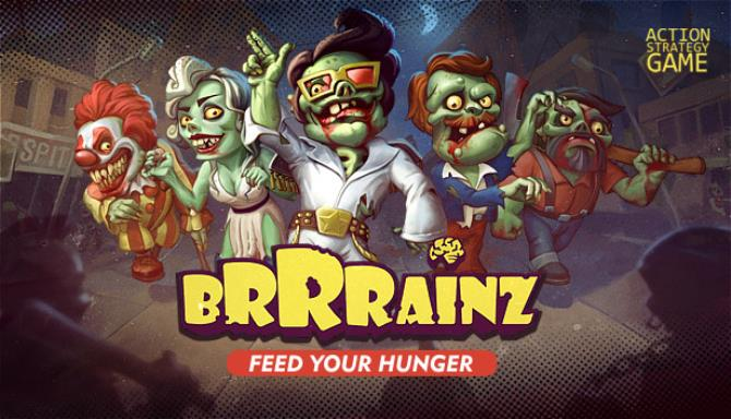 Brrrainz Feed Your Hunger x64 Multilingual-RAZOR