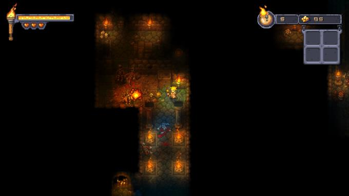 Courier of the Crypts Torrent Download