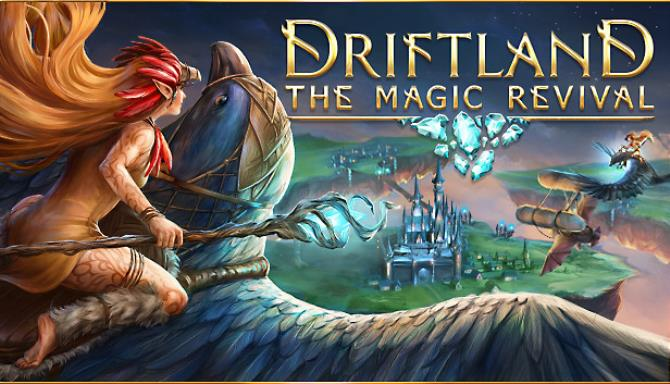 Driftland The Magic Revival Big Dragon-PLAZA