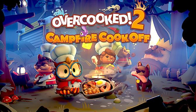 Overcooked 2 Campfire Cook Off-PLAZA