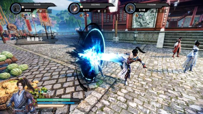 Wushu Chronicles PC Crack