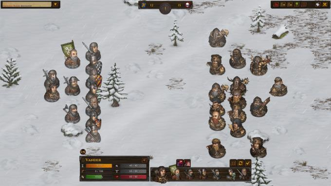 Battle Brothers Warriors of the North PC Crack