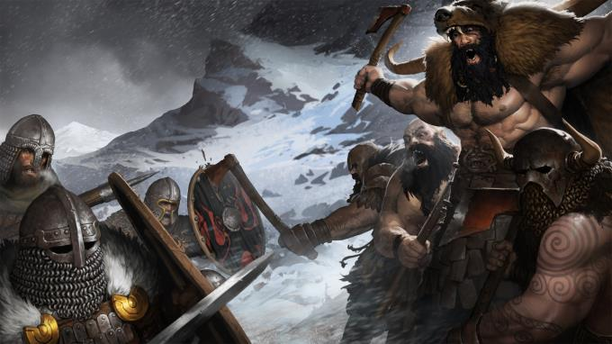 Battle Brothers Warriors of the North Torrent Download