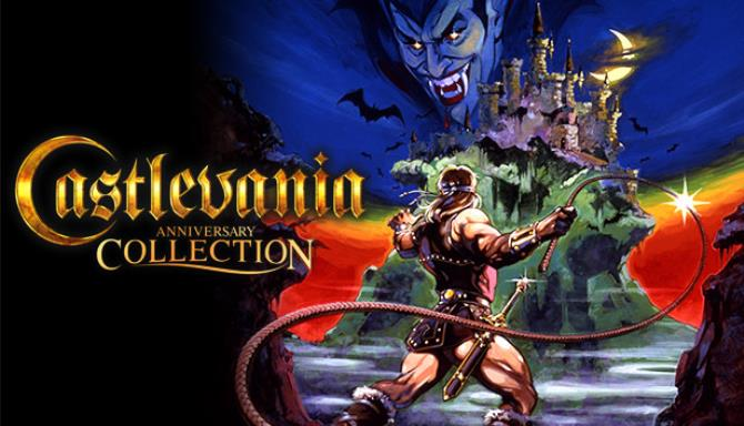 Castlevania Anniversary Collection Free Download
