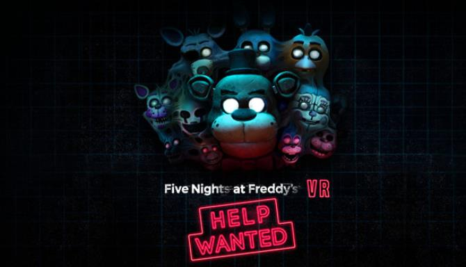 Five Nights at Freddys Help Wanted Update v1 21-PLAZA
